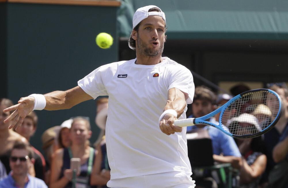 Hispaania tennisist ületas Roger Federeri rekordi