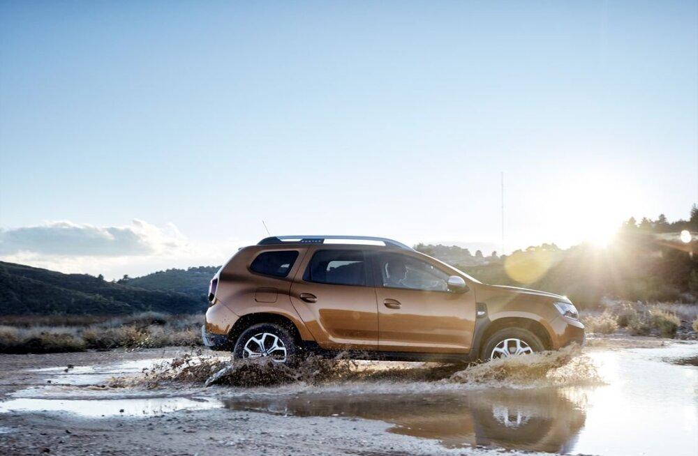 WhatCar.ee proovisõit: Dacia Duster - jätkakem samas vaimus
