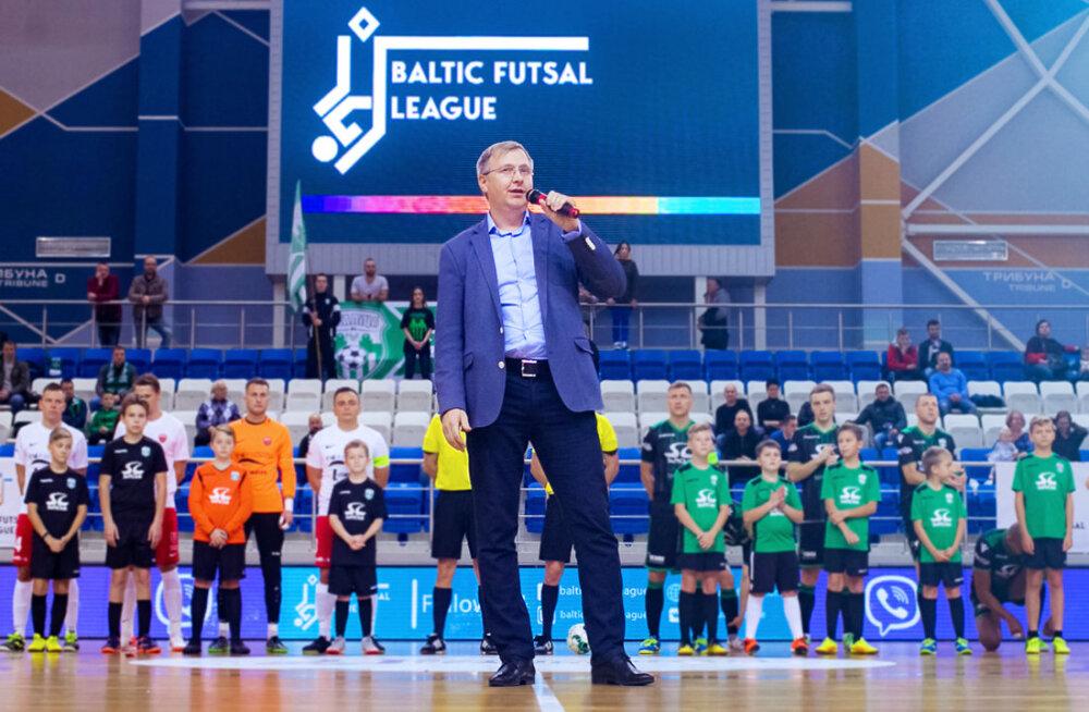 Борис Шипунов: БФЛ – лига европейского уровня