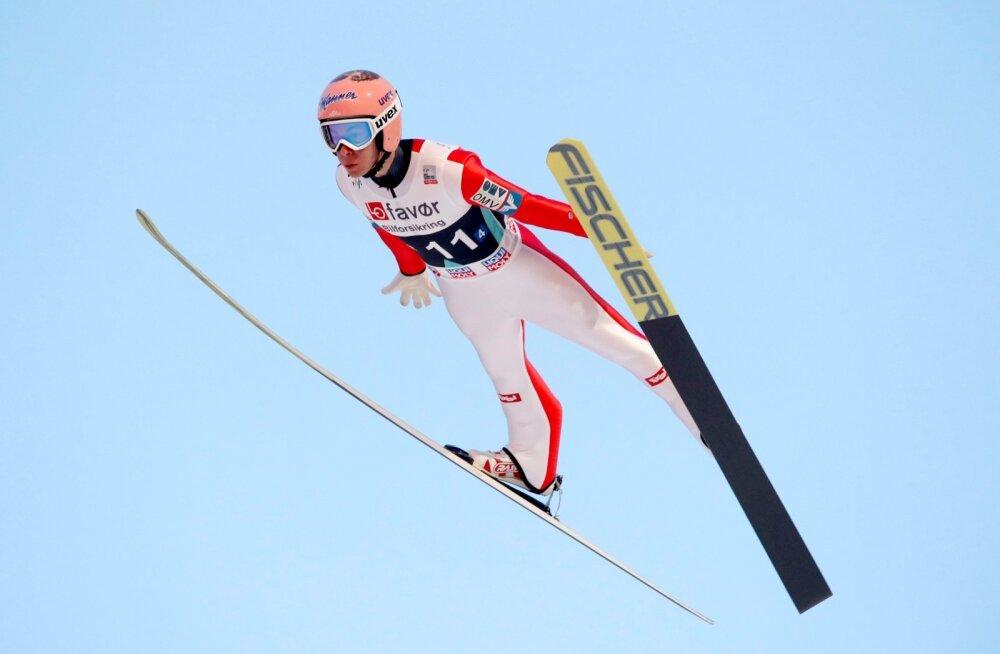 Norway Ski Jumping
