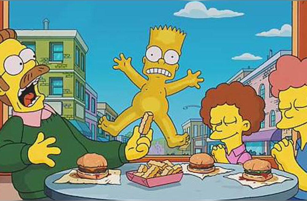 """Hüvasti, """"Simpsonid""""? Seriaali loojad mõtlevad 30 aastat kestnud multika lõpetamisele"""