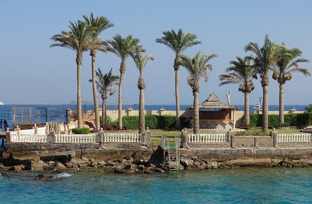 Uskumatu hind! Edasi-tagasi otselennud selleks nädalaks Helsingist Egiptusesse (Hurghada) alates 78 eurost