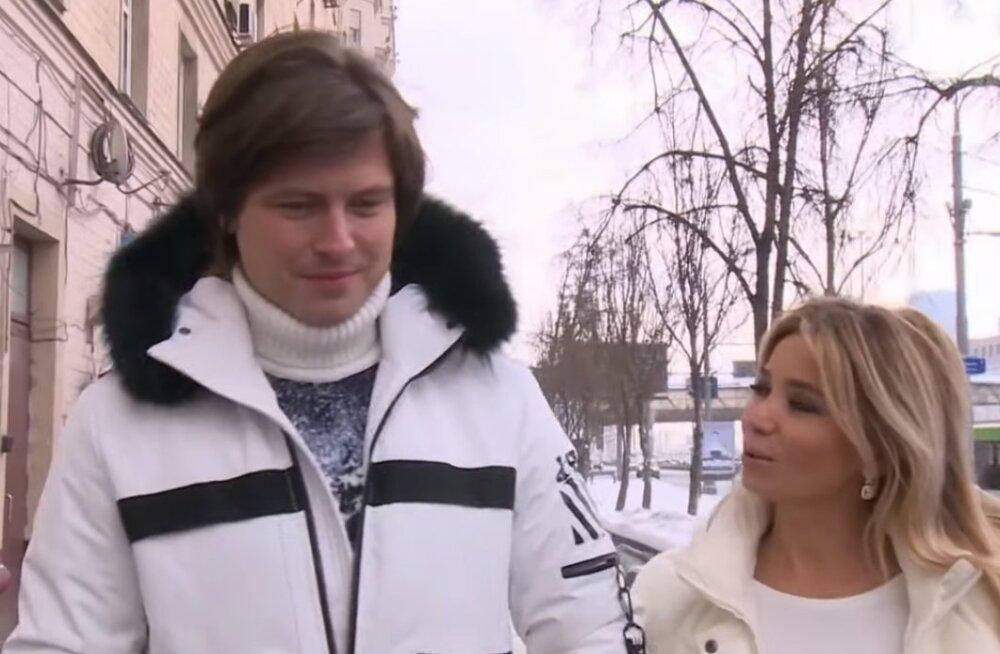 После Армена Джигарханяна Виталину Цимбалюк-Романовскую бросил и Прохор Шаляпин