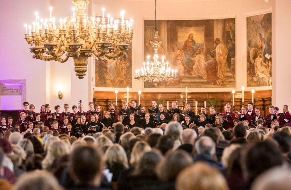Bachi ja paastutoitu: erilised hetked klassikamuusikasõpradele juba 14. aprillil