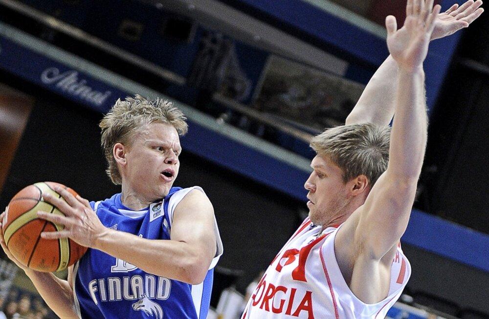 Teemu Rannikko, Soome korvpallikoondis