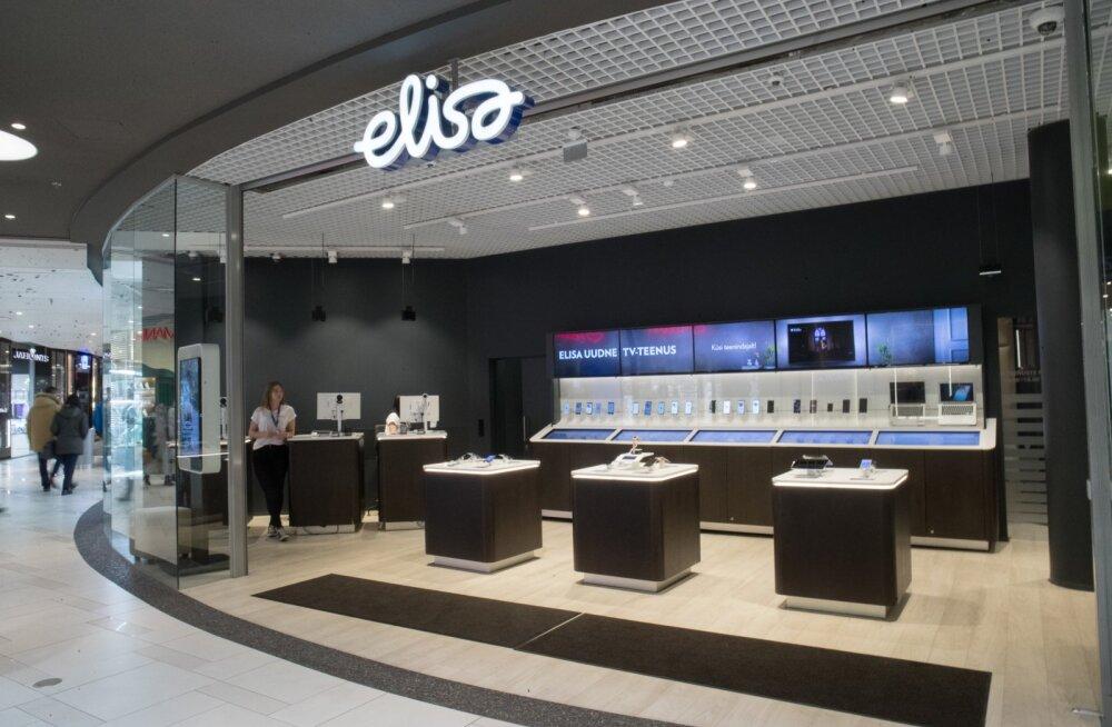 Elisa ja Tele2 esindused suleti koroonaviiruse leviku tõkestamiseks. Telia esindused on avatud kell 12–17.