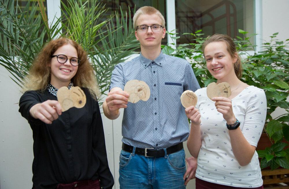 MEIE MAA | Saarlaste õpilasfirmad osalevad rahvusvahelisel laadal