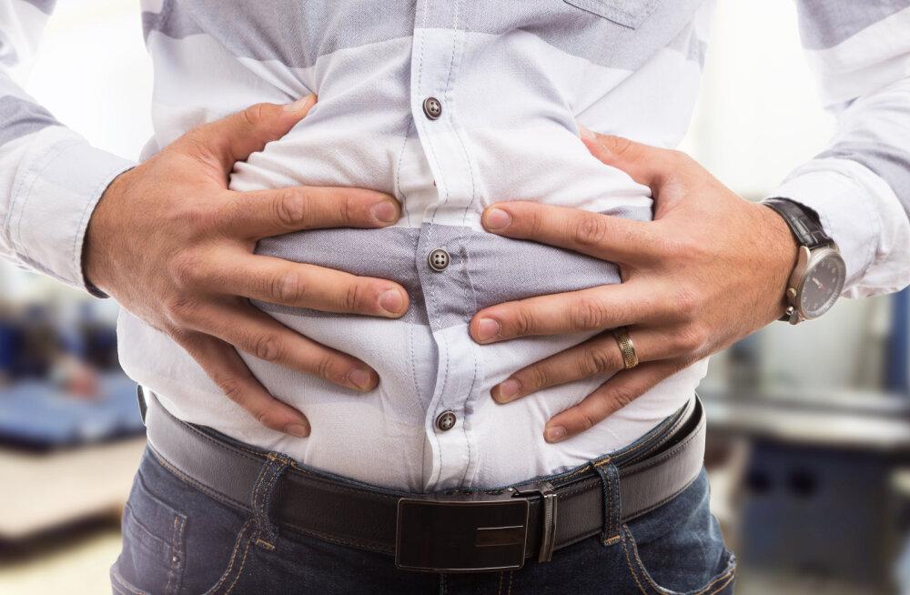 Kui su kõht on kogu aeg punnis ja põhjustab ebamugavust, siis peaksid vältima neid toite