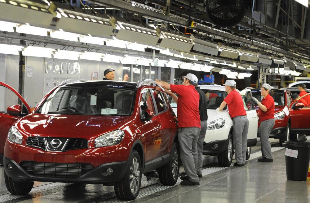 Nissan otsustas ka luksusauto Infiniti tootmise Euroopasse tuua