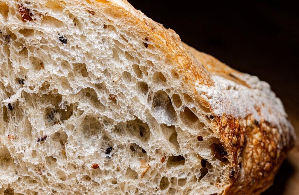 11 märki, mis vihjavad, et sa sööd liiga palju süsivesikuid