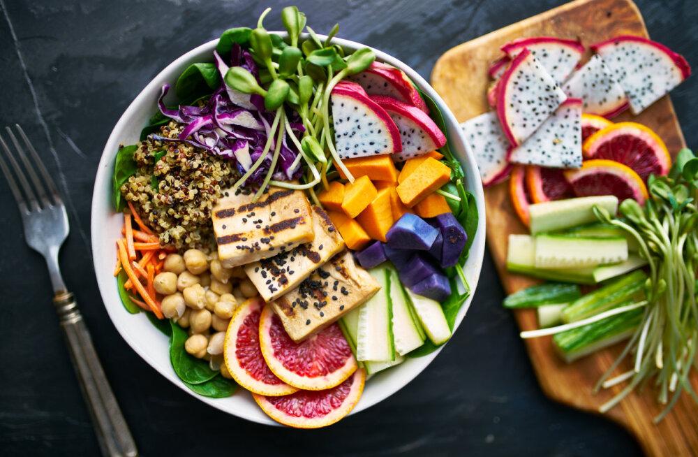 Novembris tähistatakse ülemaailmset vegankuud