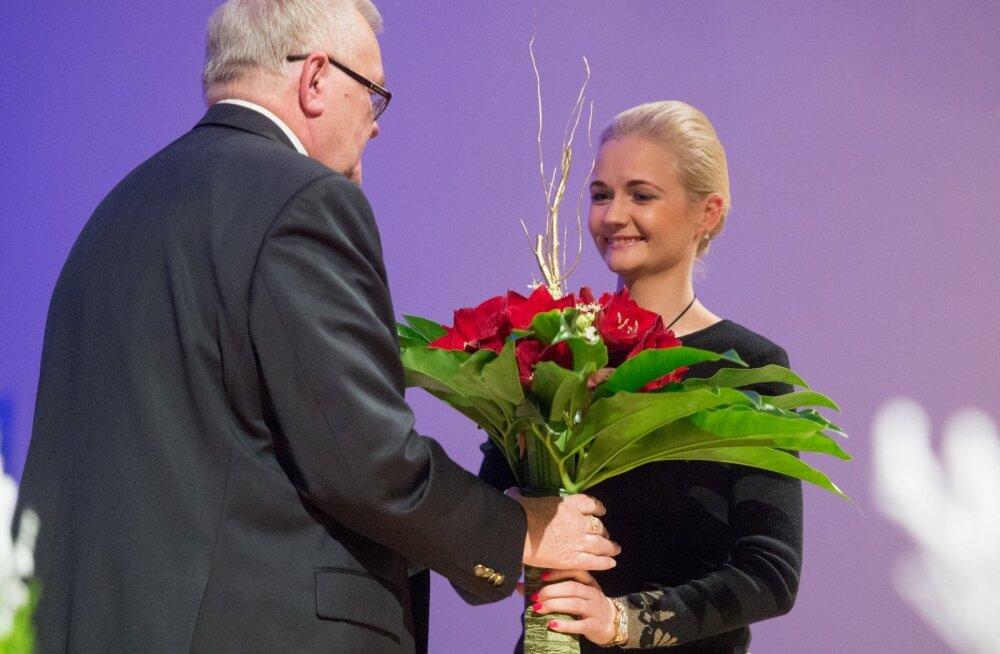 Edgar Savisaare kõne Estonia kontserdisaalis