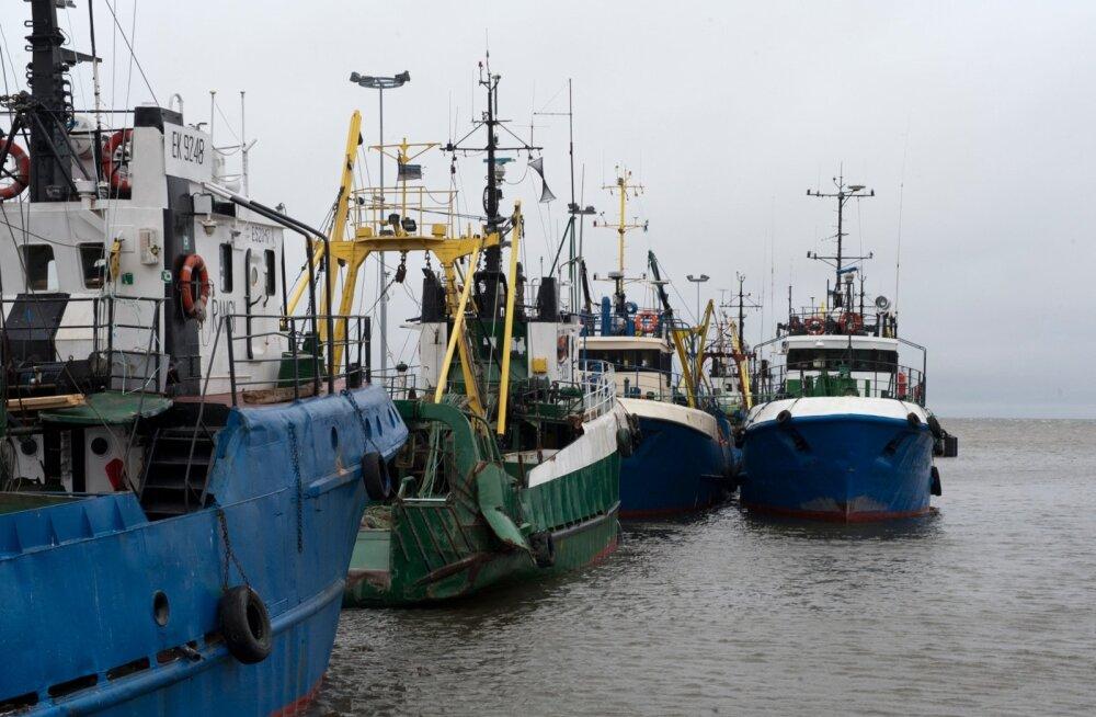 Uuest aastast muutub kalapüügiandmete esitamise kord