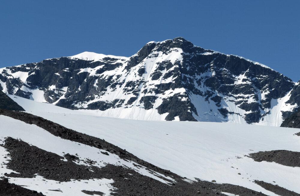 Kliimamuutused tõid Rootsile uue kõrgeima tipu