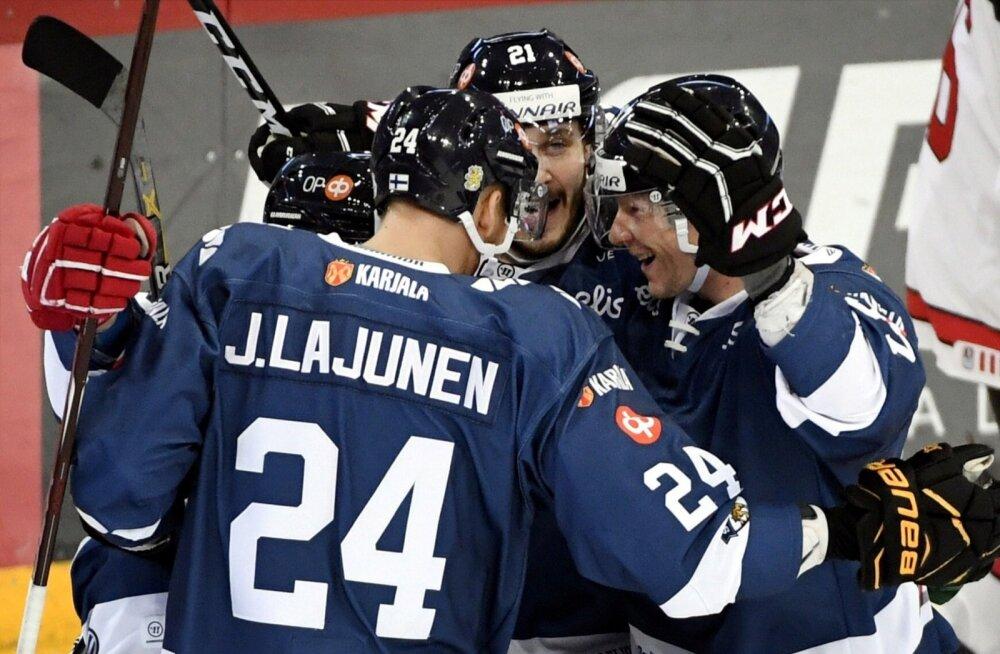Soomlased muretsevad, kas KHL lubab mängijad olümpiale.