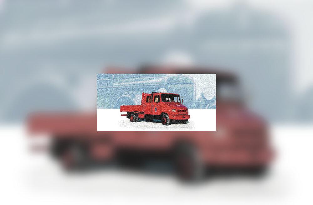 Moskva linnaisad ehitavad Lätti veoautotehast