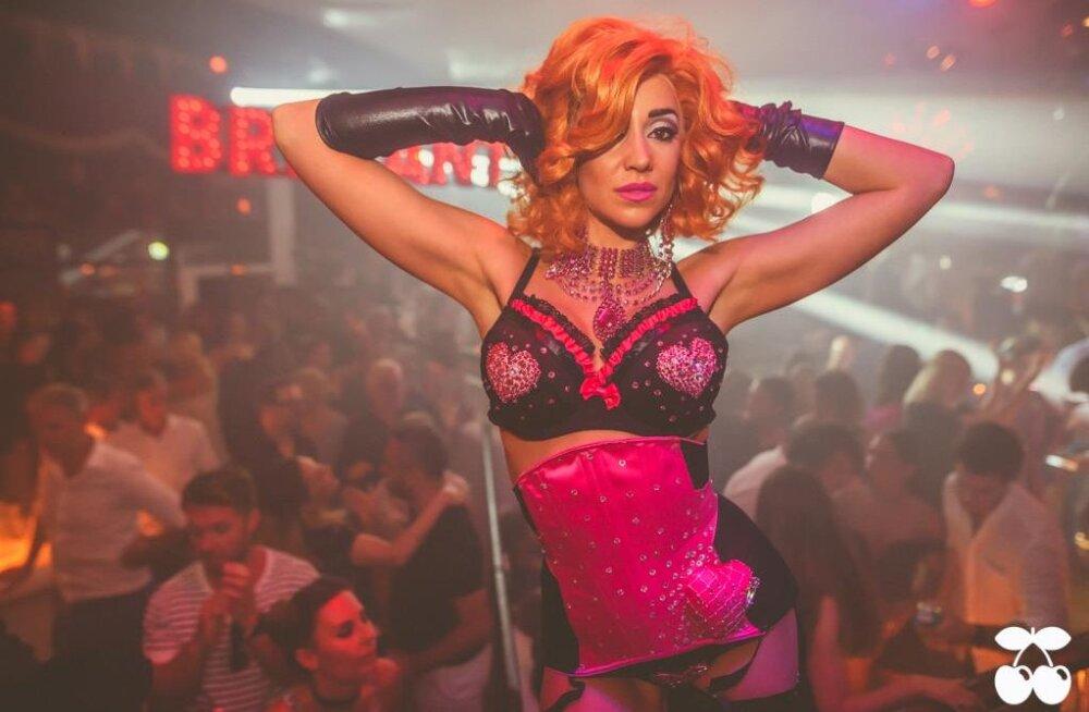 PEOSOOVITUS: Sel reedel möllutab klubis Sunset maailmakuulus klubibränd Pacha