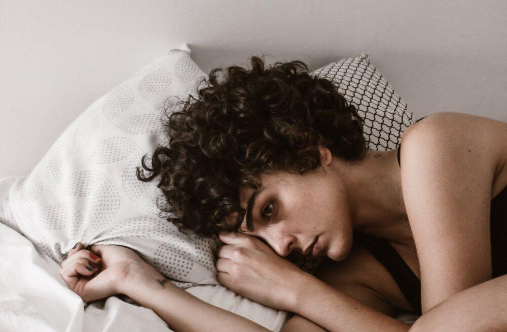 Viis viisi, kuidas toksilises suhtes olemine su füüsilist väljanägemist muudab