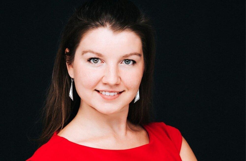 Katrin Vilimaa-Otsing.