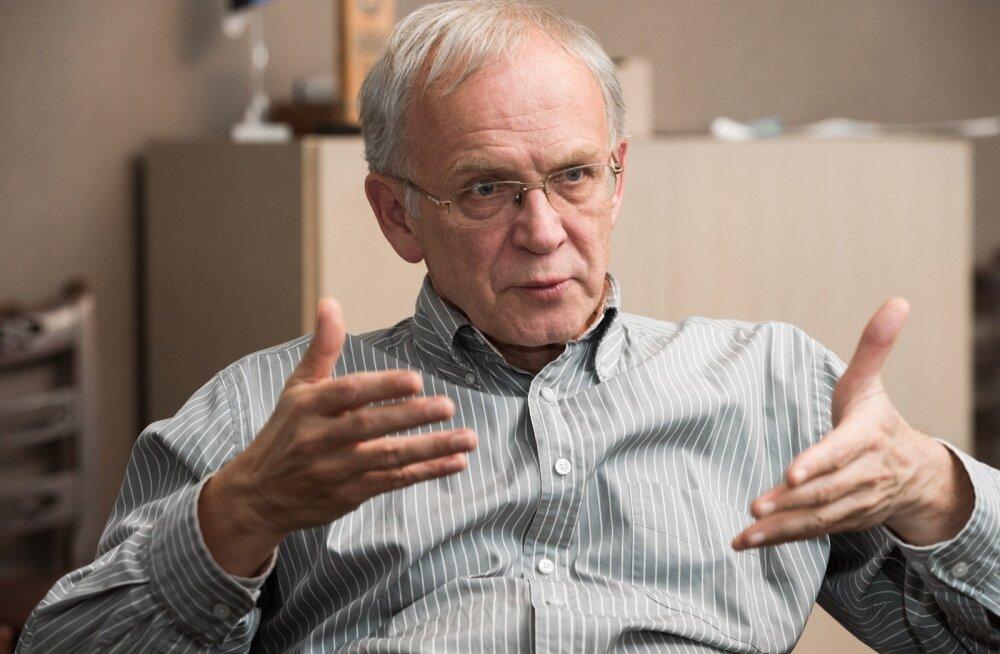 Eiki Nestor, riigikogu esimees