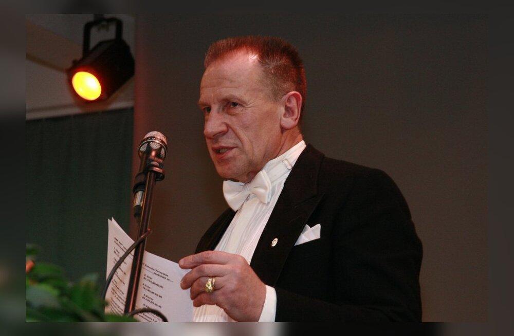 Stiilne mees Valeri Kirss