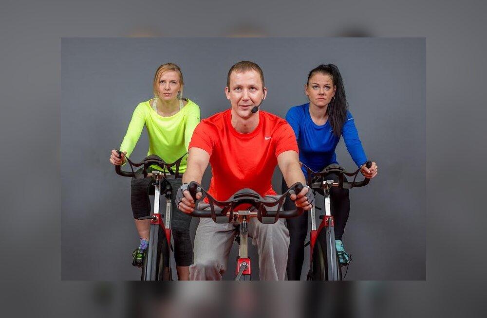 TREENERILT HARRASTAJALE Matti Berg: raskest punktist möödudes muutub treening harjumuseks ja elustiiliks