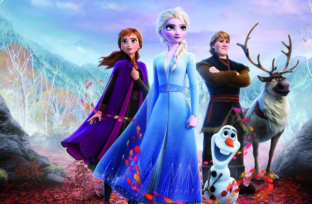 Telia filmisoovitused eelolevaks nädalavahetuseks: laste lemmikud Elsa ja Anna ning mässumeelsed väikesed naised