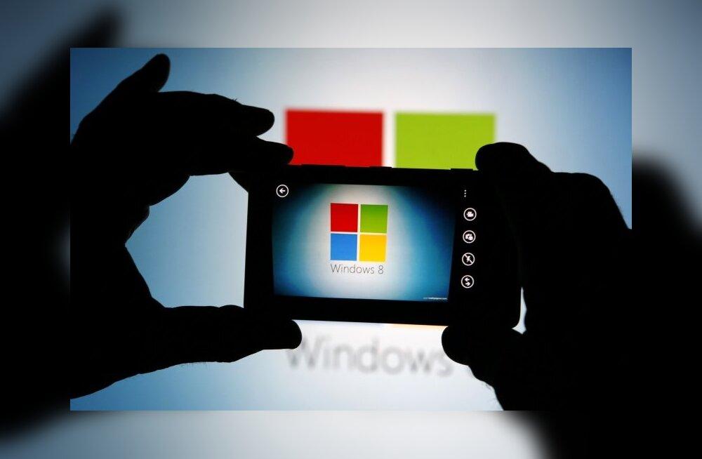 Microsofti plaanidest uue opsüsteemi Windows 9 suhtes