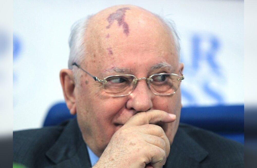 Gorbatšov tähistab 80. sünnipäeva Moskvas pere ja sõpradega