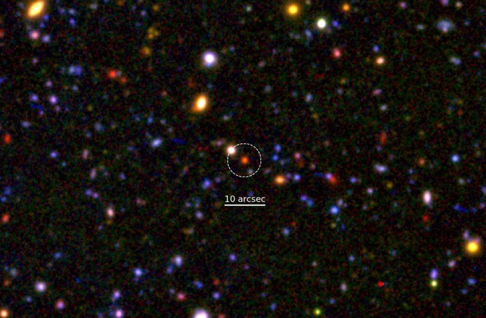 Ürgsete galaktikate eluiga võis olla ootamatult lühike