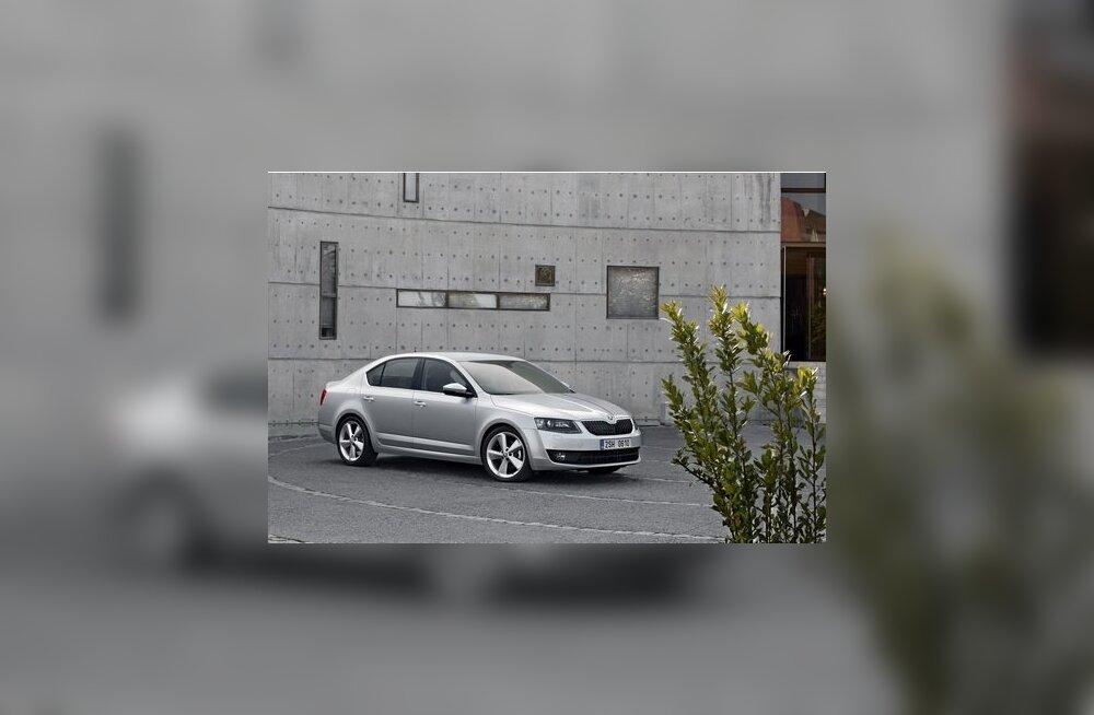 Uus Škoda Octavia – suurem, kergem ja mahukam