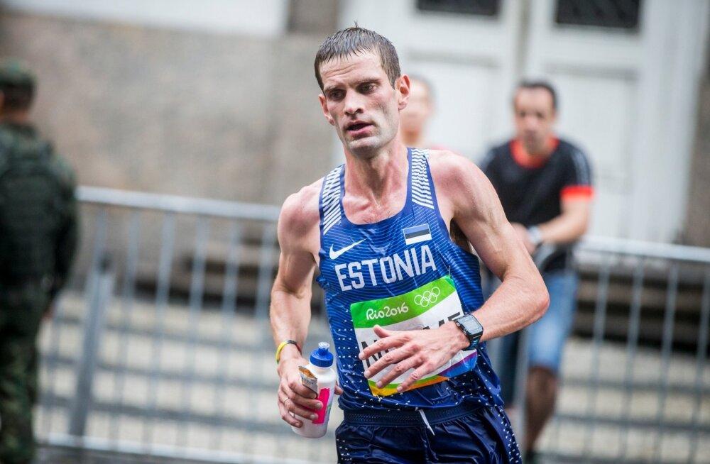 Rio de Janeiro olümpia meeste maraton
