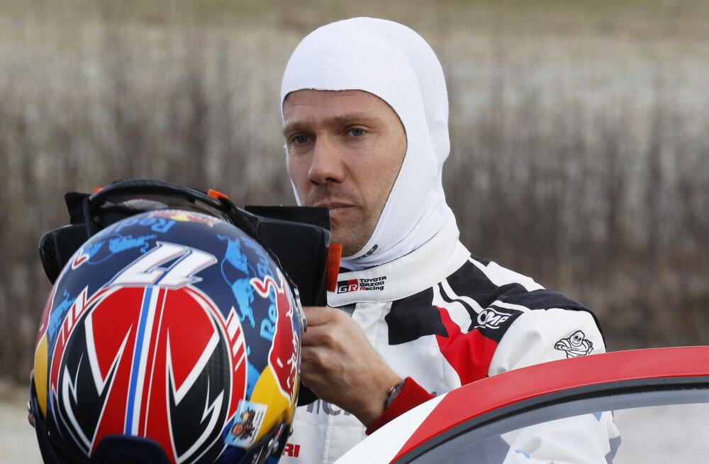 Sebastien Ogier Belgia MM-ralli tühistamisest: lõpuks ometi üks mõistlik otsus