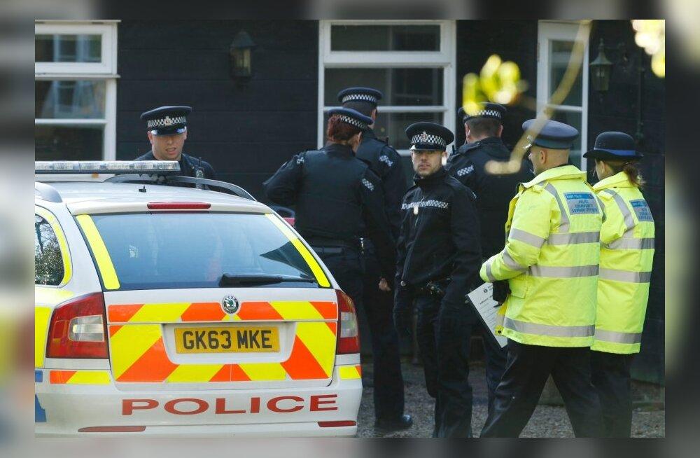 Inglismaal vahistati ebaseaduslikult riiki sisenenud eritrealasi vedanud Eesti veokijuht