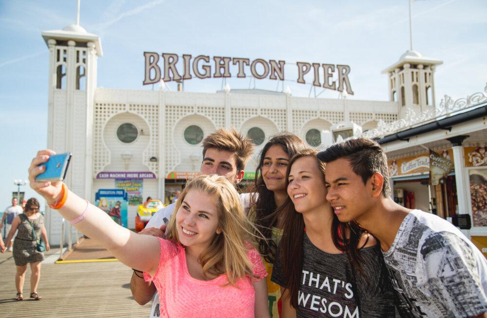 Keelekohver viib noored välismaale keeli õppima, pakkudes neile meeldejäävat kogemust