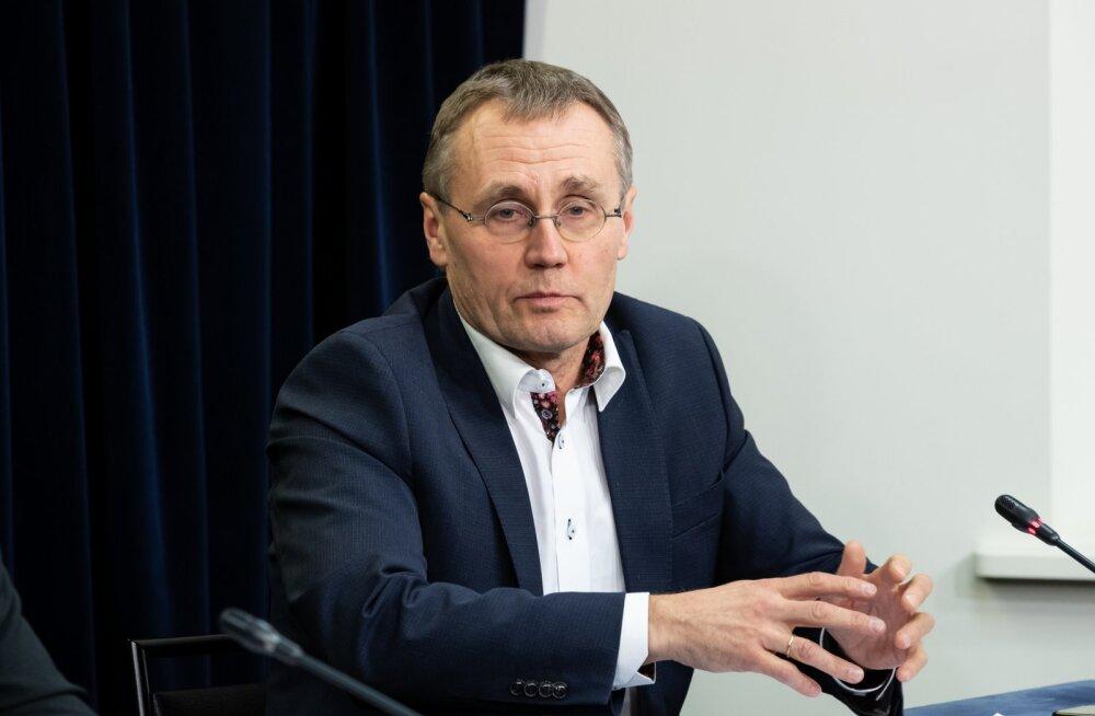 Kultuuriminister Tõnis Lukas