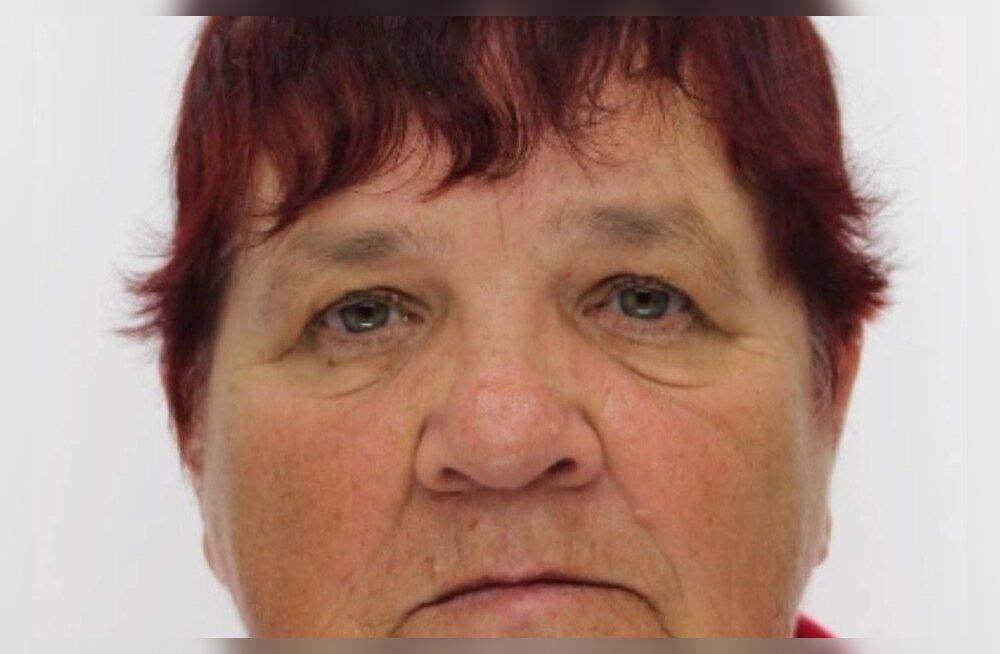 FOTO | Politsei otsib Lasnamäel kadunuks jäänud 66-aastast Irinat