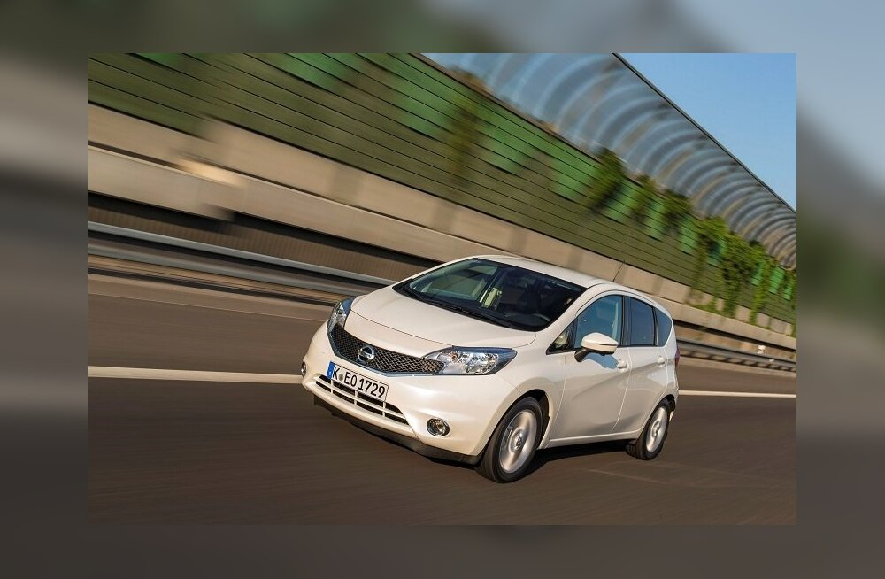 Test-drive Nissan Note