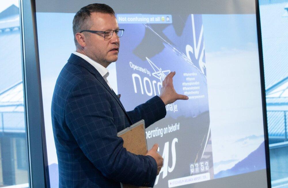 Regional Jet on pidanud koondama lennupersonali nii Rootsis kui ka Taanis. Eestis on püütud inimesi siiani tööl hoida, kuid Uibo sõnultsi ei saa välistada, et ettevõte võib siingi ellujäämise nimel töötajaid vähendada.