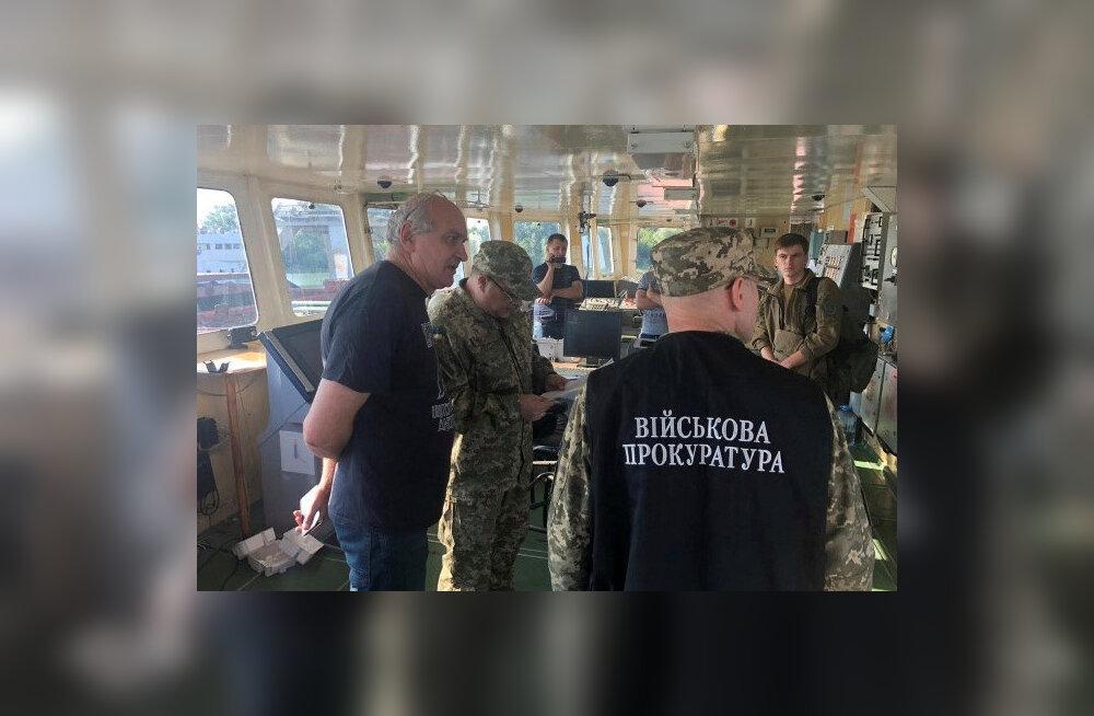 """""""Мы ничего не нарушали"""": Российские моряки вернулись в Москву"""