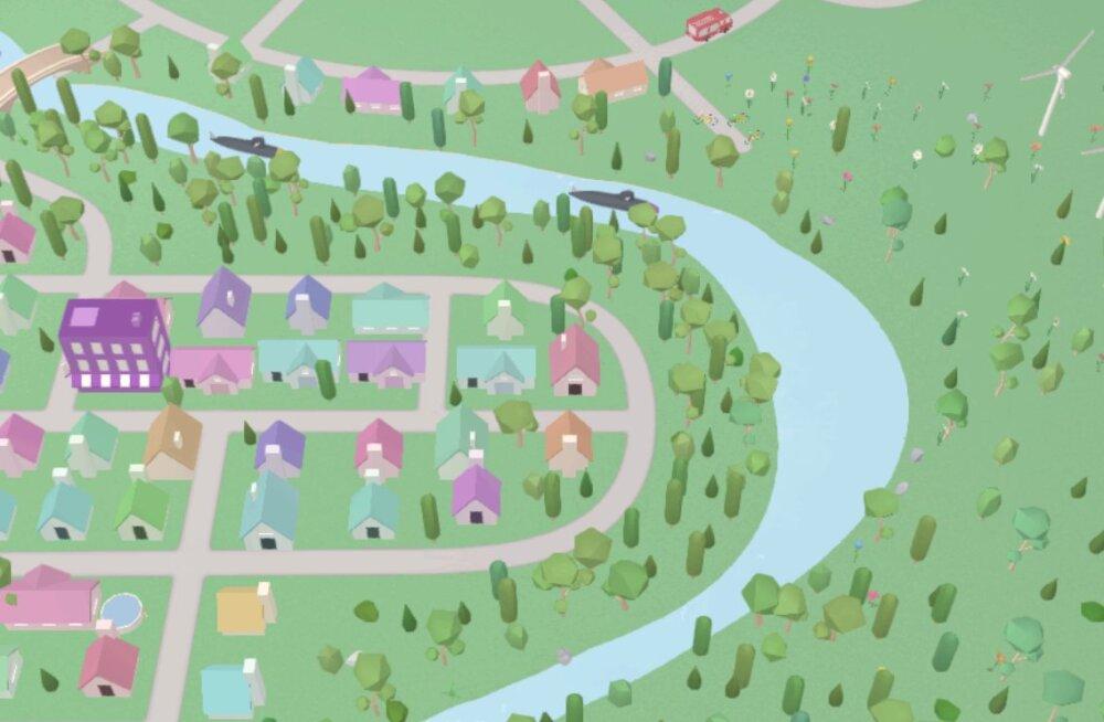 Google предлагает всем миром нарисовать виртуальный город