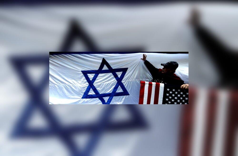 USA poliitveteran soovitab Iisraeli vastu jõudu