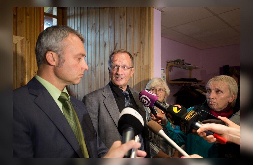 DELFI VIDEO ja FOTOD: Arstide streik jätkub, täna kokkuleppeid ei saavutatud