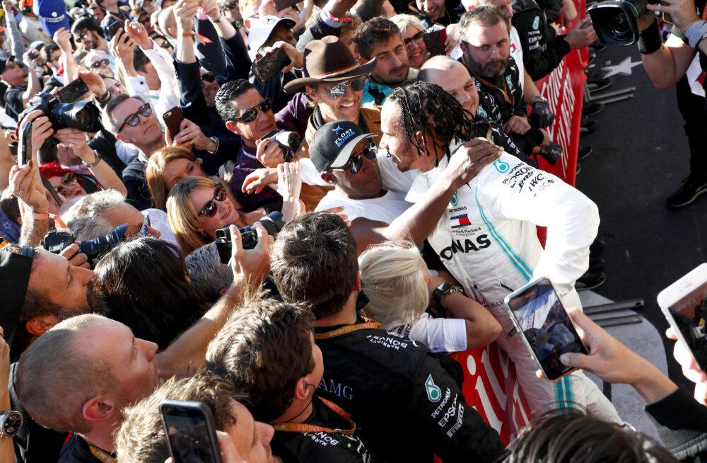 Hamiltoni isa avaldas, millist kardisõidu aegset nippi kuuekordne F1 maailmameister tänaseni kasutab