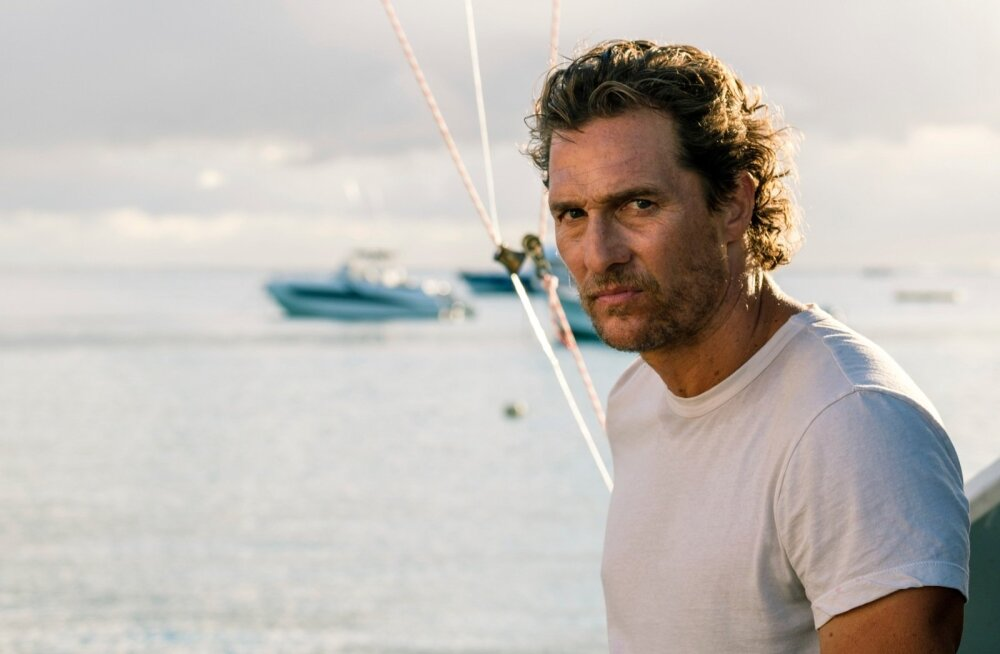 Matthew McConaughey, Serenity