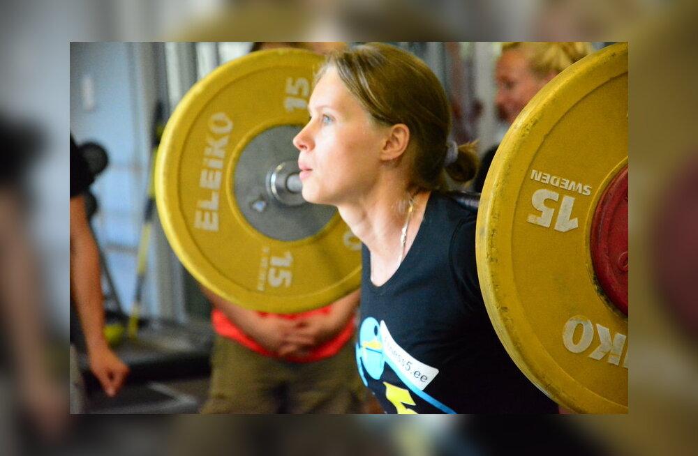 LIIKUMISAASTA 2014: Fitness 5 finaal oli põnev ja vaatemänguline