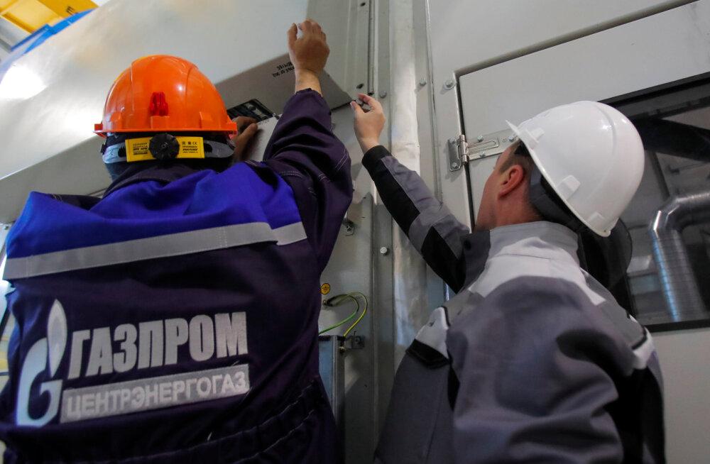 Trump lõi Nord Streami gaasijuhtme ehitust ulatuslike sanktsioonidega