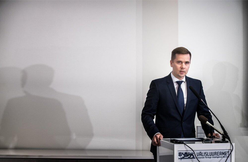 Välisluureameti peadirektori Mikk Marrani sõnul on Venemaa luureasutustel olnud siin üksikuid piiratud edulugusid, aga Eesti vastuluureasutused on olnud väga heas vormis ja suutnud kõik need tegevused juba eos lämmatada