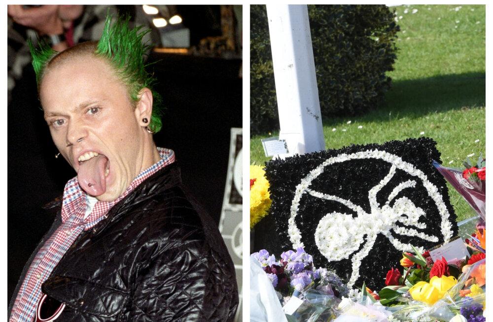 FOTOD | Massid kogunesid The Prodigy laulja matusele