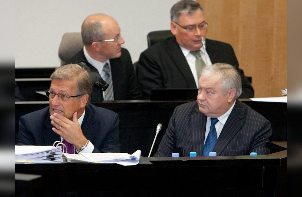 Kohtunik: maadevahetuse protsessil pole venitamistaktikat kasutatud